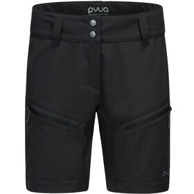 PYUA Track Shorts Women black
